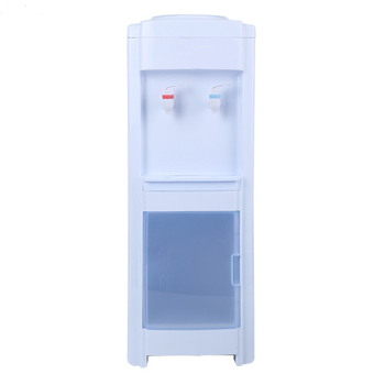 china guangzhou top loading bottle oem electric hot and cold low water dispenser price