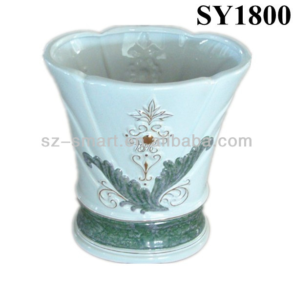 Pot for sale decoration indoor orchid flower pot