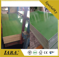 1220*2440*12mm green pp film faced plywood with good price for construction