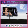 P6 outdoor building led display screen,waterproof programmable led display panel screen