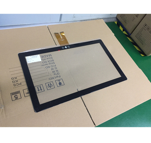 "Custom 10 Point Glass Projected Capacitive Touch Panel 21.5"" - 32"" For Kiosk,USB/I2C interface"