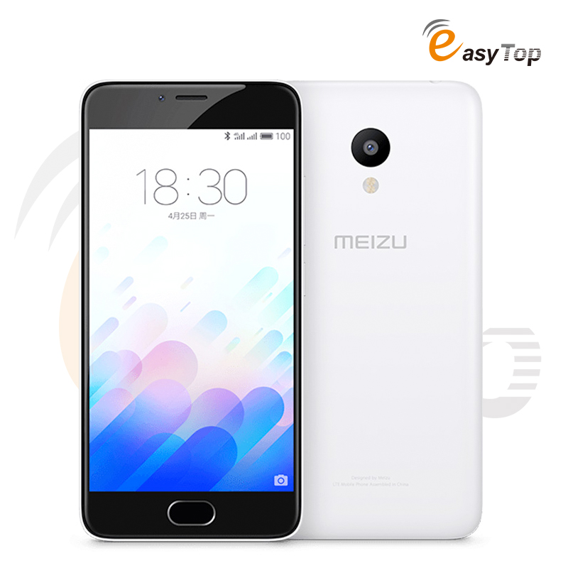 Original Meizu M3 Mini LTE 4G Mobile Phone MTK MT6750 Octa Core 5.0 inch 1280x720P Android 5.1 2GB RAM 16GB ROM 13.0MP GPS