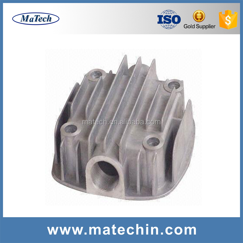 China ISO9001 Aluminum Pressure Die Casting Shell With OEM Service