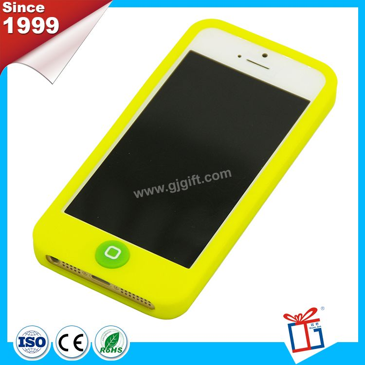 Hot promotional special make silicone case 3d appearance