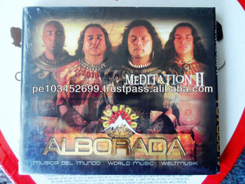 """Alborada Meditation II"" Andean Music Cd Peru"