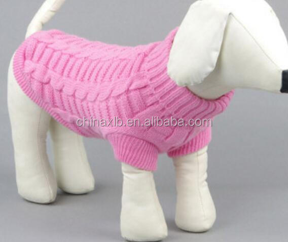 oem Knitted Sweaters for Dogs High Quality Pet Apparel