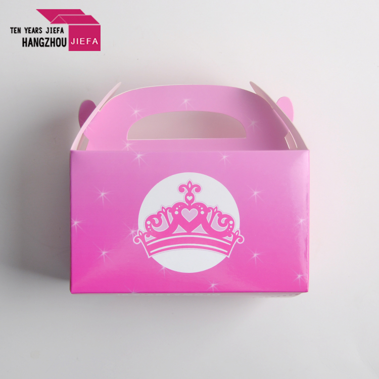 Wholesale customized paper box for gift