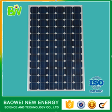 A grade high efficiency cheap price 200w solar panel in india for home
