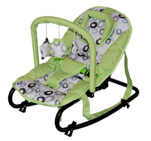 2016 NEW arrival private label eco-friendly baby rocking chair with newest design