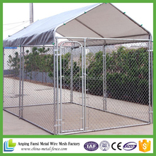direct factory high quality metal cheap chain link dog kennels