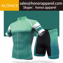 Hot Selling Custom Polyester Custom Made And Design Sublimation Printing Best Factory Price Summer Short Sleeve Cycling Jersey