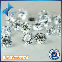 Micro Pave 1.25mm Loose AAA , AAAAA White Round CZ Beads