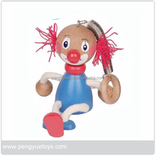 Wooden puppet wholesale toy from china