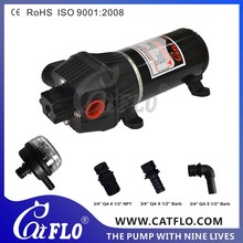 Water Pump 4.9gpm 40psi 12V Water Injection Diaphragm Pump