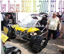 OFF ROAD USED ONLY RLG1-500DZ 4X4 EFI BUGGY