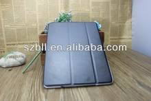 new stylish solar charger leather ipad case