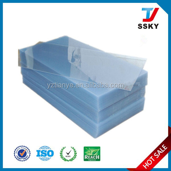 Plastic PVC Cover 300 micron PVC Sheet ID Cards Material