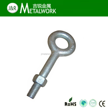 M20 M24 Grade 8.8 Carbon Steel Swing Bolt And Nut DIN444