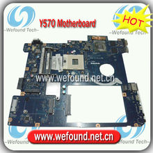 100% tested Laptop Motherboard for Lenovo Y570 LA-6882P Mainboard,System Board