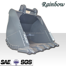 2014 New Style Liebherr Excavator Part Earth Moving Bucket & Rock Bucket with ESCO Teeth