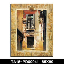 China wholesale custom canvas oil painting