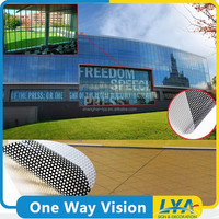 China gold supplier best price one way vision for glass curtain wall