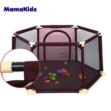 China Factory Hot selling Outdoor Foldable Baby Safety Fence Playpen