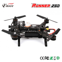 Helicopter toys skyline rc drone fpv quadcopter real-time tramsmission drone walkera runner 250