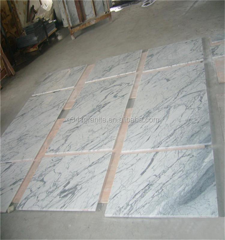 Italian marble carrara marble tile cheapest for Cheapest type of flooring