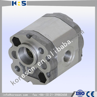 aluminium group 1 small mini gear pump for power pack