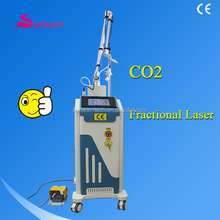 (SW-333E)2014 CO2 Fractional Laser medical machine RF& Glass tube with Medical CE Beijing
