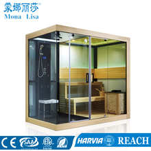 five star hotel apartment use fashion steam shower sauna combine room M-6032
