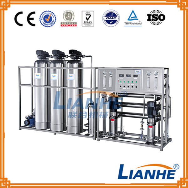 Reverse osmosis water treatment machine, ro water purify machine