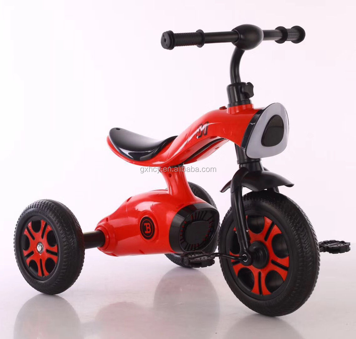 Good Children Trike Tricycle Ride for Ages 3 to 6 years