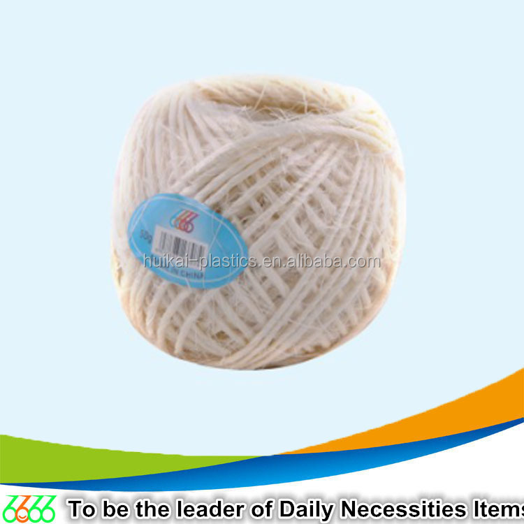 JiangSu food packaging jute rope 6mm lower coir rope price marine rope