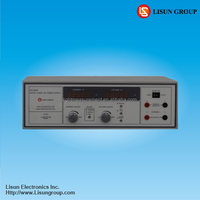 DC3005 Adjustable current source meters for led luminaires test dc electrical parameters