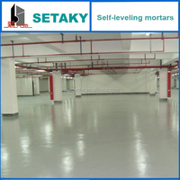 China largest manufacturer self leveling cement underlayment