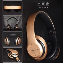 support voice call foldable bluetooth stereo headphones wireless waterproof headset manufacture
