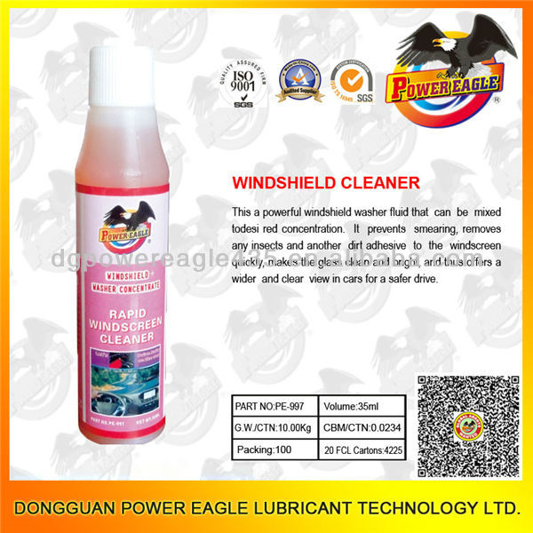 PE-997 Pink Car Windshield Washer