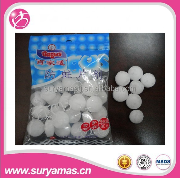 camphor / PDCB anti moth fragrance tablet / ball 80g / 150g