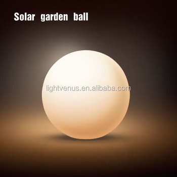 2017 hot sell solar floating pool ball light