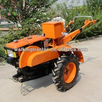 Ukraine hot selling 10hp two wheel small tractor based on motoblok price