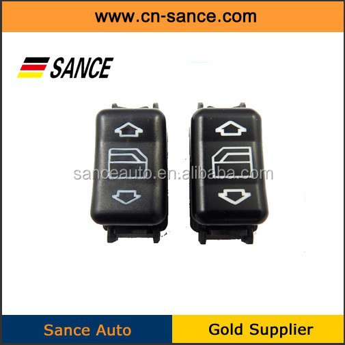 Console Power Window Switch Right Left 1248204510 1248204610 For Mercedes Benzs W124 W126 W201 190 260 300 350 420 560 1986-1993