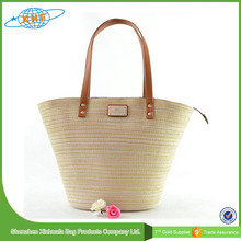 2015 New Design Hot Selling Straw Beach Bags