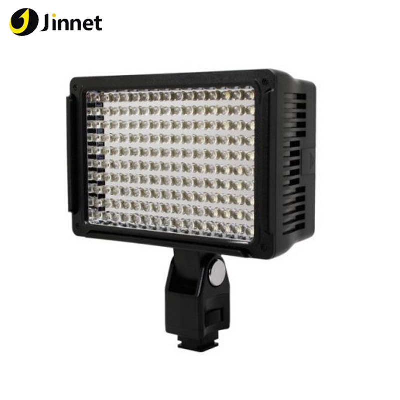 Jinnet 3200K/5500K With <strong>150</strong> Pieces Lamp Beads VL003 Led Video Light For Photography Studio Lighting