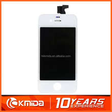 Cell phone lcd for iphone 4, changable for iphone the cell phone lcd