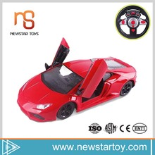 2016 new fashion1:14 remote control play games car racing with high quality