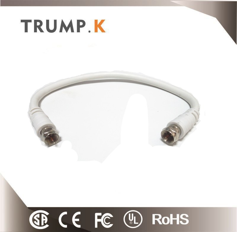 China manufacturer best price rg11 solid copper coaxial cable With the Best Quality