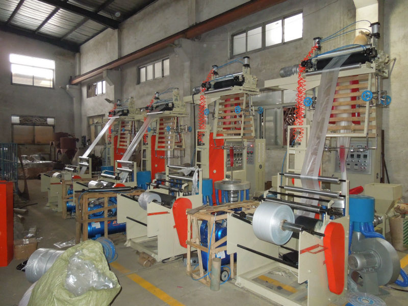 small HDPE extrusion machine
