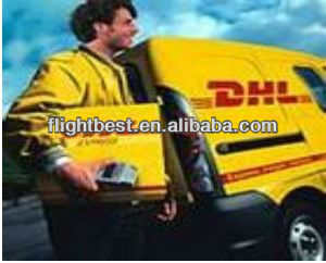 DHL door to door from China to Addis Ababa